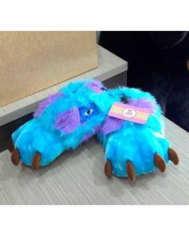 Babuchas Garras Azul