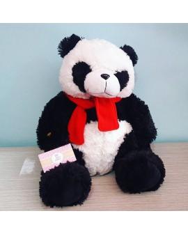 Oso Panda Bufanda