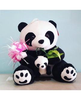 Oso Panda Mamá