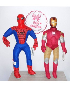 Spiderman - Iron Man
