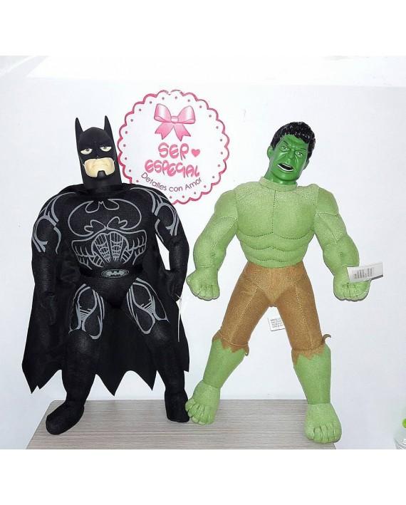 Batman - Hulk