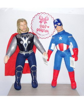 Thor - Capitán América