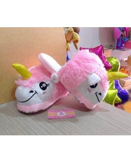 Pantufla Unicornio